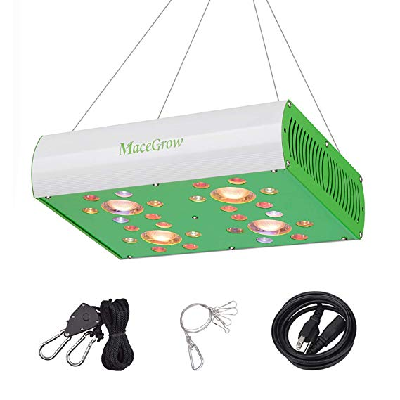 Mcegrow 900w led grow light