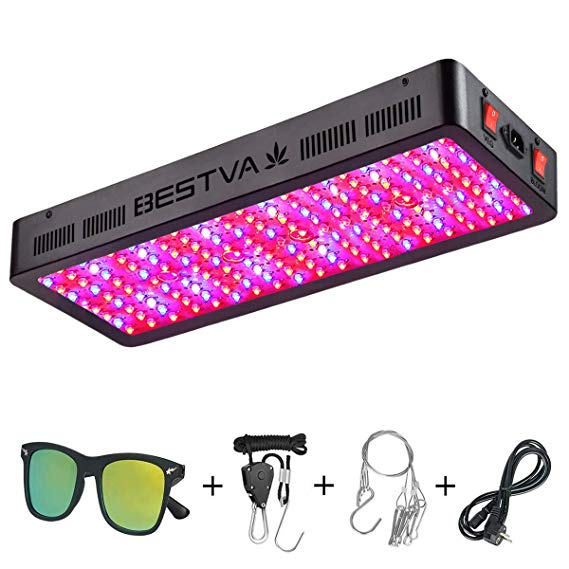 bestva 1000w led grow light