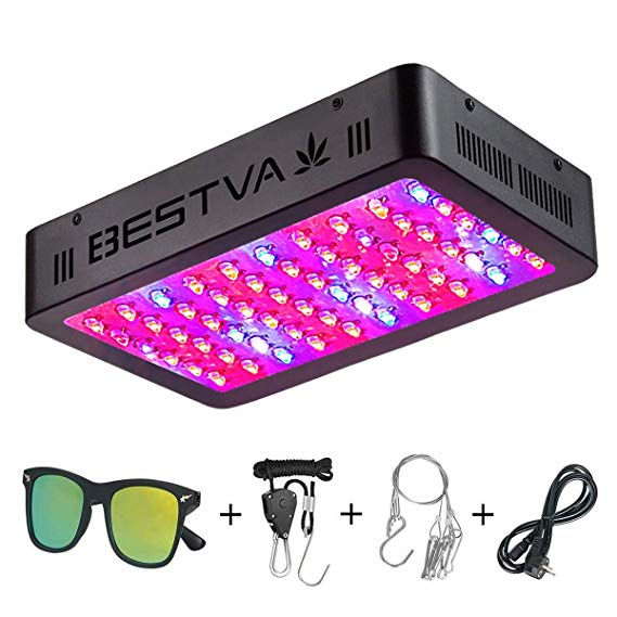 bestva 600w led grow light