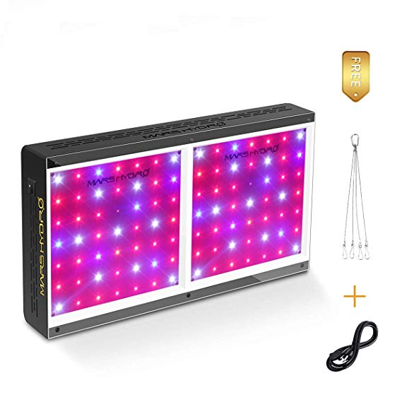 marsh hydro 600w led grow light
