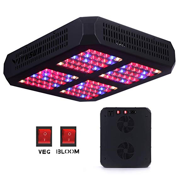 vivisun 600w led grow light