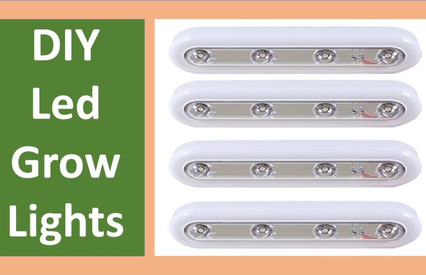 DIY Led Grow Lights