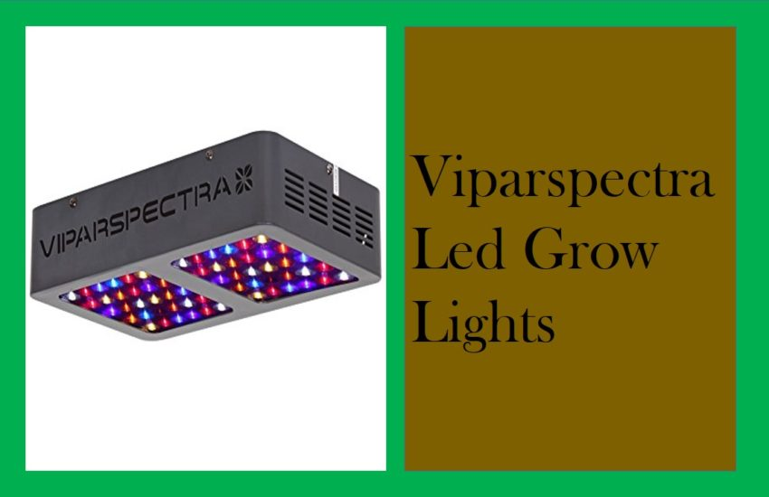 Viperspectra led grow lights