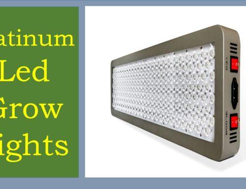 TOP O5 BEST PLATINUM LED GROW LIGHTS