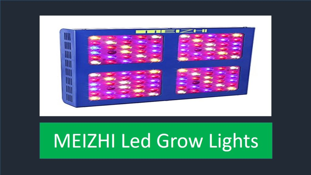 Top 5 Best MEIZHI LED Grow Lights Review.