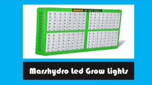 Top 5 Marshydro LED Grow Lights Review For You