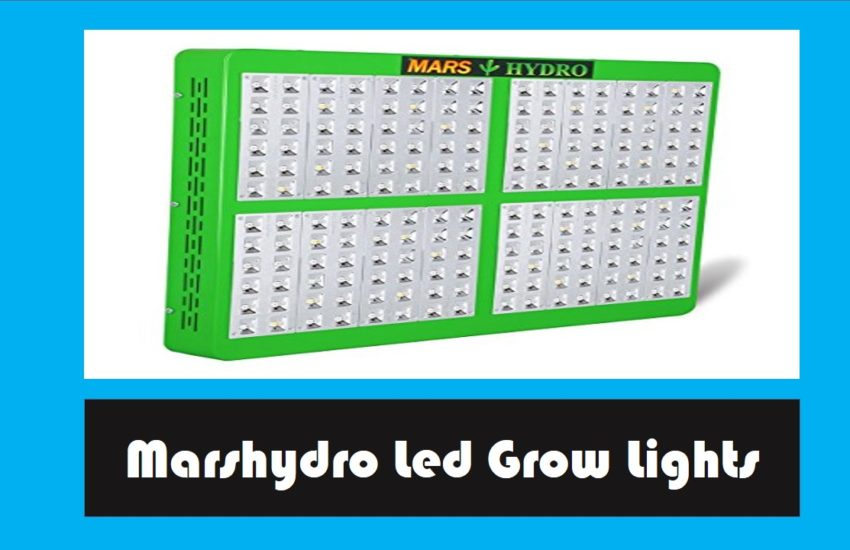 Marshydro LED Grow Lights