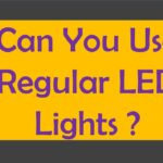 Can You Use Regular LED Lights for Your Plants