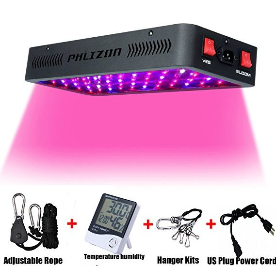 Best LED Grow Light for 3×3 Tent in 2018-You should know !