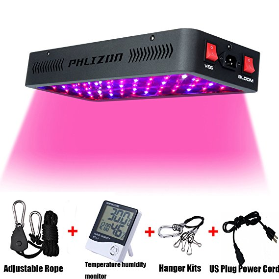 best LED grow light for 3×3 tent