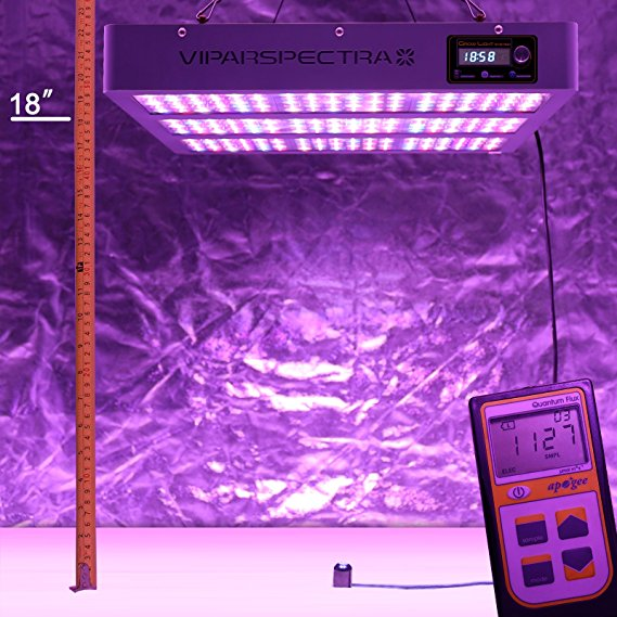 best LED grow light for 5x5 tent