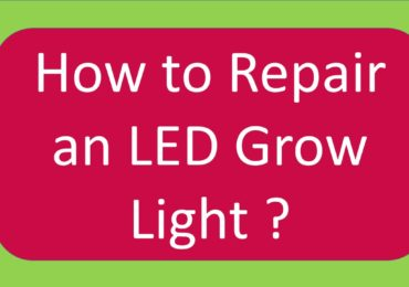 How to Repair an LED Grow Light