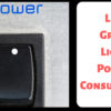 LED Grow Light Power Consumption